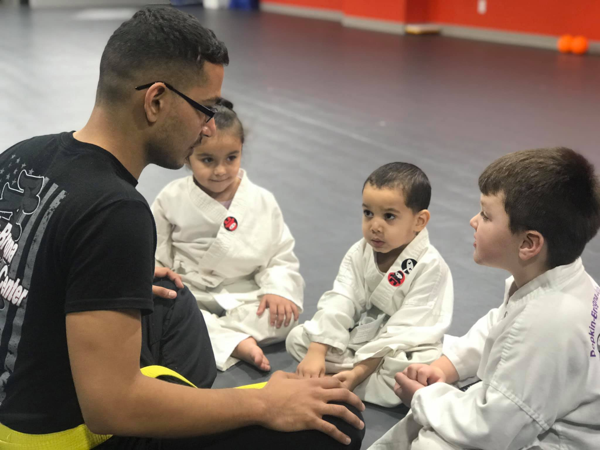 4 Reasons Why You Should Enroll Your Child at Popkin-Brogna Jujitsu