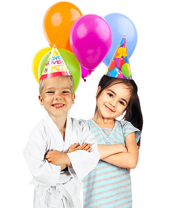 Martial Arts Popkin Brogna Jujitsu Center - Birthday Parties